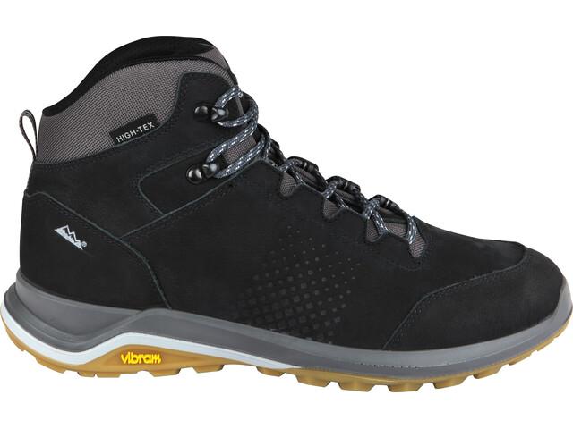 High Colorado Korsika Mid Hiking Shoes Men, black